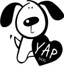 Логотип Yap Dog