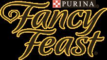 Логотип Fancy Feast