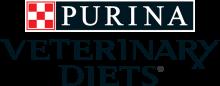 Логотип Veterinary Diets Purina