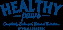 Логотип Healthy Paws