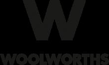 Логотип Woolworths