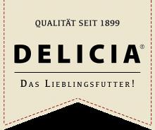 Логотип Delicia