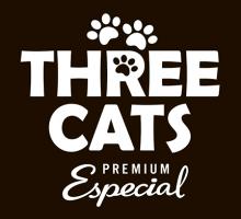 Логотип Three Cats Premium