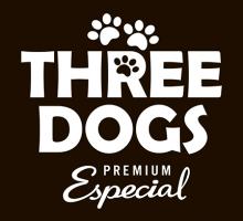 Логотип Three Dogs Premium