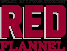 Логотип Red Flannel