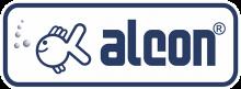 Логотип Alcon Fish