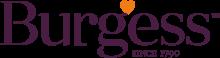 Логотип Burgess