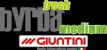 Логотип Byrba Fresh Medium