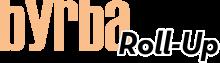Логотип Byrba Roll-Up