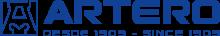 Логотип Artero