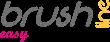 Логотип Brush Line Easy