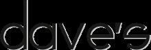 Логотип Dave's