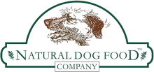 Логотип Natural Dog Food