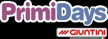 Логотип Primi Days Giuntini