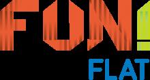 Логотип Fan! Flat