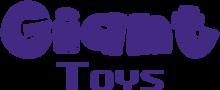 Логотип Giant Toys