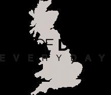 Логотип Isle Of Dogs Everyday