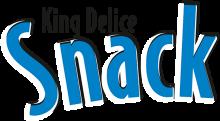 Логотип King Delice Snack