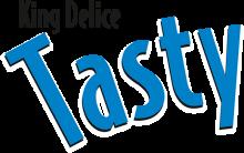 Логотип King Delice Tasty