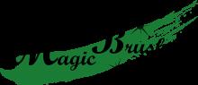 Логотип Magic Brush