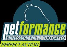 Логотип Pet Formance Perfect Action Cat