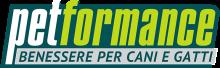 Логотип Pet Formance