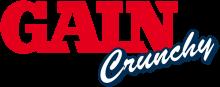 Логотип Gain Crunchy