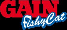 Логотип Gain Fishy Cat