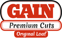 Логотип Gain Premium Cuts Original Loaf