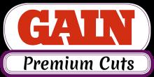 Логотип Gain Premium Cuts