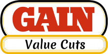 Логотип Gain Value Cuts