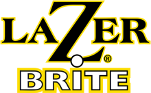Логотип Lazer Brite