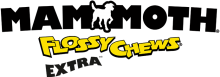 Логотип Mammoth Flossy Chews Extra
