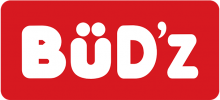 Логотип Bud'z