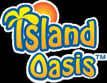 Логотип Island Oasis