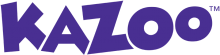 Логотип Kazoo