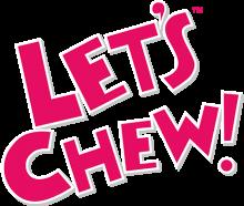 Логотип Let's Chew!