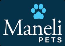 Логотип Maneli Pets