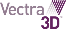 Логотип Vectra 3D