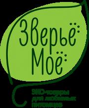 Логотип Зверьё моё