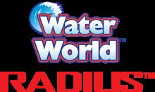 Логотип Radius Water World