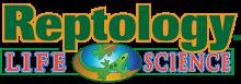 Логотип Reptology Life Science