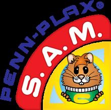 Логотип S.A.M.