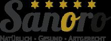 Логотип Sanoro