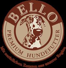 Логотип Bello Premium Hundefutter
