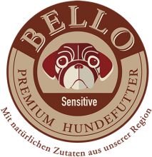Логотип Bello Sensitive