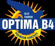 Логотип Optima B4