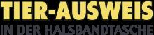 Логотип Tier-Ausweis