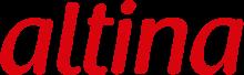 Логотип Altina