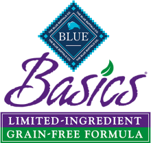 Логотип Blue Basics Grain Free